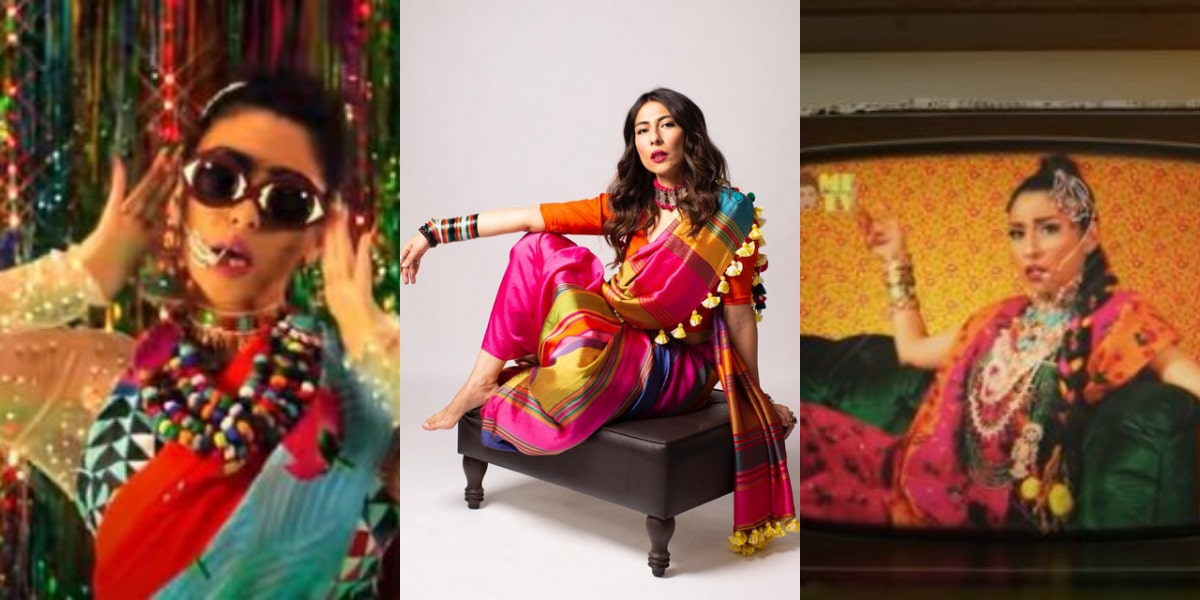 how-meesha-set-up-lahore-in-toronto-for-sauce-song