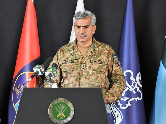 we-are-continuously-in-touch-with-taliban-to-ensure-security-of-pakistan-says-dg-ispr